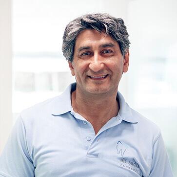 Zahnarzt Ali Sadik